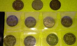 Lot 51 - 50 Cts Chambres Commerce FRANCE 14 Pièces Monnaie - 1921 à 29 - Valeur 77 € - Altri