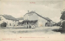 VALENCE D´ALBIGEOIS - Le Gendarmerie. - Valence D'Albigeois