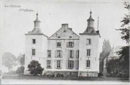 SAINT-GEORGES.  LE CHATEAU D'OULHAYE. - Saint-Georges-sur-Meuse