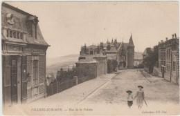 VILLERS SUR MER (14) - RUE DE LA FALAISE - Villers Sur Mer