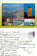 Esbjerg, Denmark Postcard Posted 2012 Stamp - Danemark