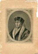 STAMPA,GRAVURE Di ERASMO --J.FURNO SCULPTURA-VEDI DESCRIZIONE - Prints & Engravings
