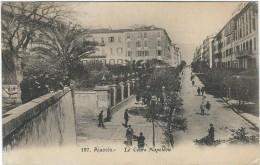 Corse Du Sud : Ajaccio, Le Cours Napoleon - Ajaccio