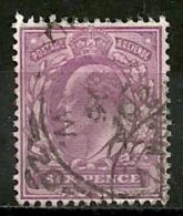 Großbritannien: MICHEL - 111A, Gestempelt - 1902-1951 (Kings)