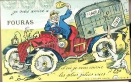 158 - A SYSTEMES - FOURAS - CHARENTE MARITIME - Fouras-les-Bains