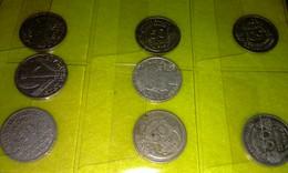 Lot 60 - 50 Ct MORLON FRANCISQUE FRANCE 130 Pièces Monnaie - 1941 à 1947 - Valeur 206 € - Sonstige