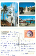 St George's, Bermuda Postcard Posted 2012 Stamp - Bermudes