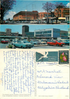 Shopping Centres Cars, Rosebank, South Africa Postcard Posted 1972 Stamp - Südafrika