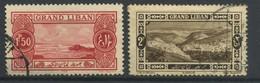 GRAND LIBAN      N° Y&T   56  Et  57   (o) - Grand Liban (1924-1945)