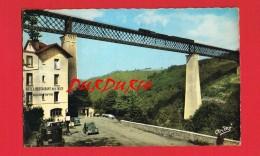 Puy-de-Dôme ... Le Viaduc Des FADES ..... Hôtel Restaurant Gaillard Chaffraix .... + Automobiles ... - France