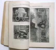 LIVRE 1940 LES GAZOGENES POUR AUTOMOBILES - PRINCIPES - INSTALLATION - CONDUITE - ENTRETIEN - Auto