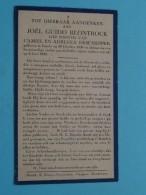 DP Joël Guido BLONTROCK ( Zoontje Van Camiel/Adriana Deschepper ) ZANDE 29 Oct 1930 - 9 Juni 1939 ( Zie Foto's ) ! - Overlijden