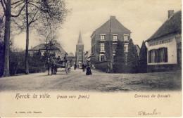 Herck La Ville Herk-de-Stad Route Vers Diest - Herk-de-Stad