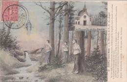 G , Cp , 93 , CLICHY-sous-BOIS , Le Miracle De Notre-Dame-des-Anges - Clichy Sous Bois