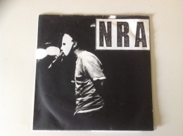 """NRA """"don´t Know"""" 7"""" Pre-release 100ex - Punk"""