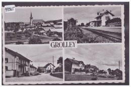 GROLLEY - CARTE NON CIRCULEE - TB - FR Fribourg