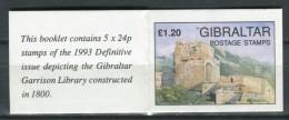 Gibraltar 1995. Yvert C 723. - Gibraltar