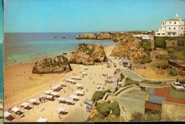 Portugal & Circulado Bilhete Postal ,Praia Da Rocha, Algarve  Portimão, Lisboa 1972 (333) - Faro