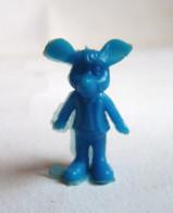 FIGURINE PUBLICITAIRE PRIME Espagnole     - Souris Monochrome Bleu Pas Dunkin - Non Classés