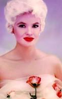 JAYNE MASNFIELD-Film Star Pin Up PHOTO POSTCARD 4 - Femmes Célèbres