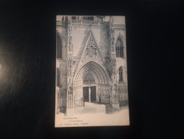 1771) Spain España Barcelona La Catedral Ed. Hauser Y Menet - Barcelona