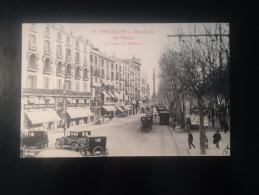1771a) Spain España Barcelona Rambla De Santa Maria Ed. L. Roisin - Barcelona