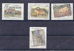 150026089  PARAGUAY  YVERT  Nº 2559/62  **/MNH - Paraguay