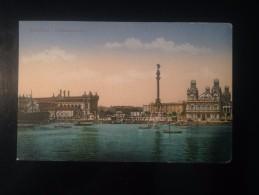 1771N)  Spain España Barcelona Desembarcadero - Barcelona