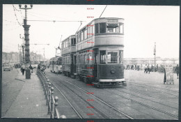 RK1805 BLACKPOOL Tram 48 In 1958 - Photos
