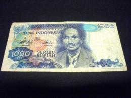 INDONESIE  1000 Rupiah 1980,pick KM N° 119,INDONESIA - Indonésie