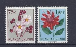 150026115  RUANDA  YVERT  Nº  184/6  **/MNH - Ruanda