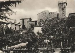 5274.   Arcidosso - Stazione Climatica - Veduta Del Castello Aldobrandeschi - 1963 - Italie