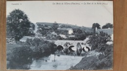 La Roche-maurice.les Bords De L'elorn.le Pont. ND Série Camaïeu N ° 71 - La Roche-Maurice