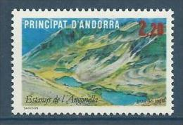 "Andorre YT 351 "" Tourisme ""1986 Neuf** - French Andorra"
