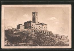 Cartolina Sarre, Il Castello, Festung - Italia