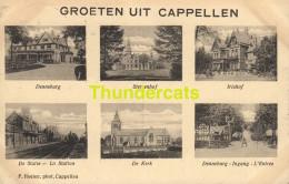 CPA KAPELLEN CAPPELLEN CAPELLEN GROETEN UIT - Kapellen