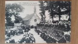 Treflez. La Chapelle. Aspect Le Jour Du Pardon. Villard N ° 5309 - Frankrijk
