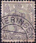 Netherlands 1922 - Queen Wilhelmina ( Mi 106 - YT 106 ) - Gebraucht