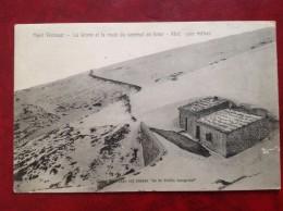 84 MONT VENTOUX La Grave Et La Route Du Sommet En Hiver - France