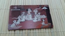 P 394 Disney  Les 101 Dalmatiens 603 L (Mint,Neuve) Tirage 1000 Ex - Belgien