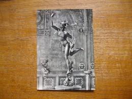 "Firenze , Museo Nazionale , Giambologna "" Mercurio "" ( Bronzo ) - Firenze (Florence)"