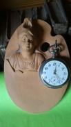 SUPPORT Pour MONTRE GOUSSET - Fabrication Ancienne MORET SUR LOING 77 - Orologi Da Polso