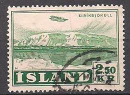 Island  (1952)  Mi.Nr.  279  Gest. / Used  (4ev01) - Usati