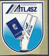 Hungary, Atlasz, Ensurance Co., Passport, '90s - Non Classificati