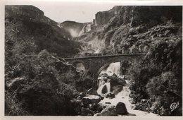 CPA ALGERIE TLEMCEN Les Cascades De L'Oued Mefrouch El Ourit - Tlemcen