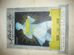 Salon De L'automobile De Saigon 1927 - Livres, BD, Revues
