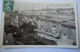 CPA 29 FINISTERE BREST. Intérieur De L Arsenal. - Brest