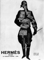 Publicité Parue Dans L'illustration 2 Juin 1928 - Hermès Sellier 24, Faubourg Saint-Honoré - Draeger - Advertising