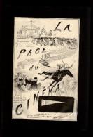 CINEMA - DESSIN DE Mauric Toussaint Tiré D'une Revue Et Collé Sur Feuille Noire A4 - 1920 - Vieux Papiers