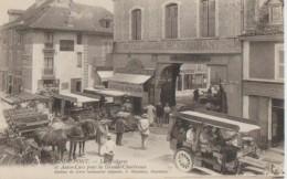 38 ( Les Voitures Et Autocar Pour La Grande Chartreuse ) - Saint-Laurent-du-Pont